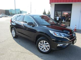 Used 2016 Honda CR-V EX $18,995+HST+LIC FEE / ALL WHEEL DRIVE / CERTIFIED for sale in North York, ON