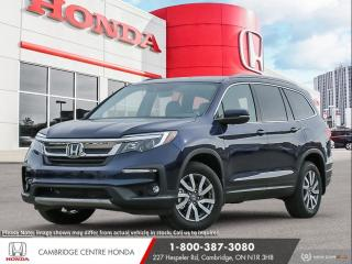 New 2021 Honda Pilot EX-L Navi POWER SUNROOF | HONDA SENSING TECHNOLOGIES | APPLE CARPLAY™ & ANDROID AUTO™ for sale in Cambridge, ON