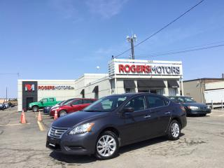 Used 2015 Nissan Sentra SV - NAVI - SUNROOF - REVERSE CAM for sale in Oakville, ON