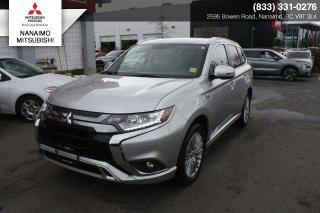 Used 2019 Mitsubishi Outlander Phev SE for sale in Nanaimo, BC