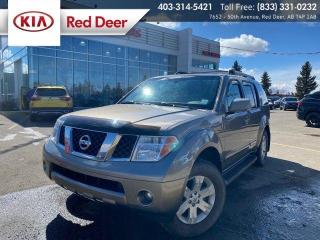 Used 2006 Nissan Pathfinder S - AS IS UNIT for sale in Red Deer, AB