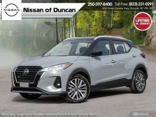 New 2021 Nissan Kicks SV for sale in Duncan, BC