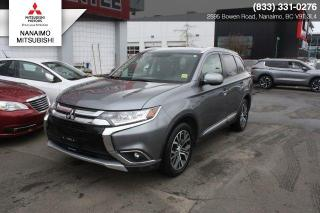 Used 2018 Mitsubishi Outlander ES for sale in Nanaimo, BC