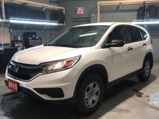Used 2015 Honda CR-V 4WD * 2.4L I-VTEC * Cruise Control * Steering Wheel Controls * Hands Free Calling * Back Up Camera * Heated Cloth Seats * Eco Mode * Sport Mode * for sale in Cambridge, ON