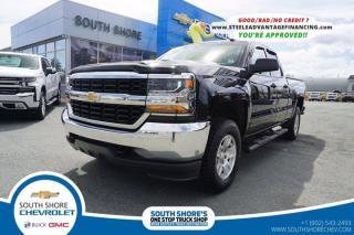 Used 2019 Chevrolet Silverado 1500 LD LT for sale in Bridgewater, NS