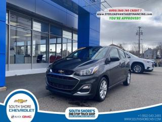 Used 2019 Chevrolet Spark LT for sale in Bridgewater, NS