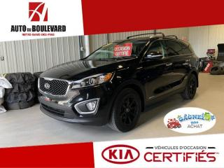 Used 2017 Kia Sorento LX V6 AWD 5000LBS 7XPASS BEAU LOOK for sale in Notre-Dame-des-Pins, QC