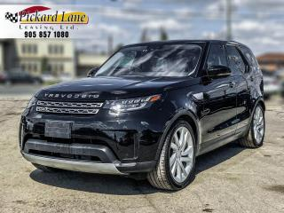 Used 2018 Land Rover Discovery HSE LUXURY TD6! | 1 OWNER! | ACCIDENT FREE! | ONTARIO VEHICLE! for sale in Bolton, ON