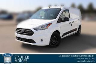 New 2021 Ford Transit Connect Van XLT for sale in Tillsonburg, ON