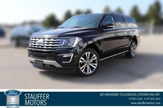 New 2021 Ford Expedition Limited MAX for sale in Tillsonburg, ON