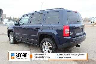 Used 2015 Jeep Patriot Sport/North WHOLESALE for sale in Regina, SK