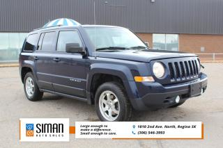 Used 2015 Jeep Patriot Sport/North WHOLESALE for sale in Regina, SK