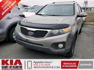 Used 2011 Kia Sorento LX V6 AWD ** 7 PASSAGERS for sale in St-Hyacinthe, QC