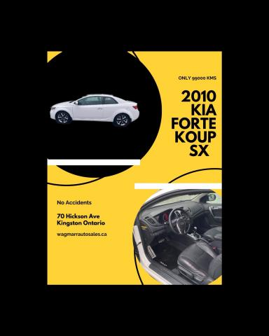 2010 Kia Forte Koup