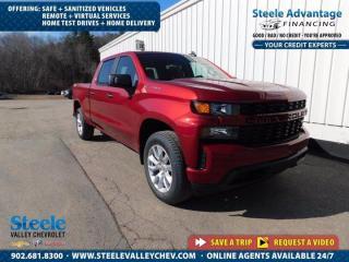 New 2021 Chevrolet Silverado 1500 Custom for sale in Kentville, NS