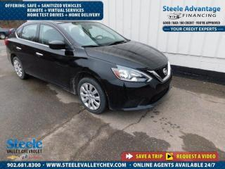 Used 2016 Nissan Sentra SV - ONLY 53,000 km !! 1 OWNER !! JUST IN !! for sale in Kentville, NS