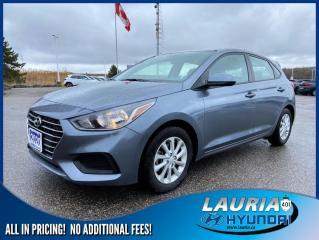 Used 2020 Hyundai Accent 5DR Preferred Auto for sale in Port Hope, ON