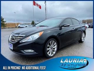 Used 2013 Hyundai Sonata 2.0T Limited - LOADED for sale in Port Hope, ON