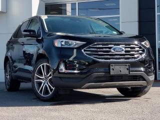 New 2021 Ford Edge Titanium for sale in Kingston, ON