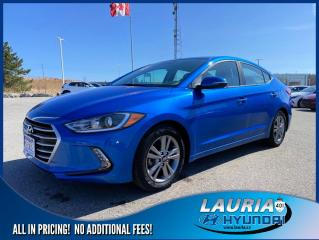 Used 2018 Hyundai Elantra GL Auto - LOW KMS! for sale in Port Hope, ON