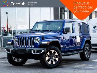 Used 2020 Jeep Wrangler Unlimited Sahara for sale in Thornhill, ON
