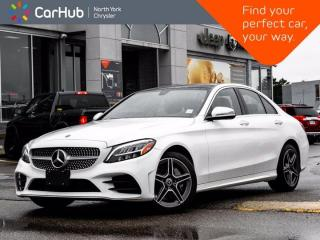 Used 2019 Mercedes-Benz C-Class C 300 4MATIC Heated Seats Panoramic Roof Navigation for sale in Thornhill, ON