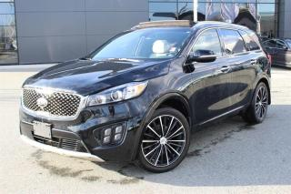 Used 2016 Kia Sorento AWD SX V6 (7-Seater) for sale in Langley, BC