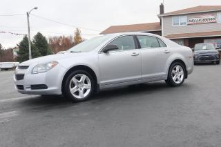 Used 2012 Chevrolet Malibu LS for sale in Conception Bay South, NL