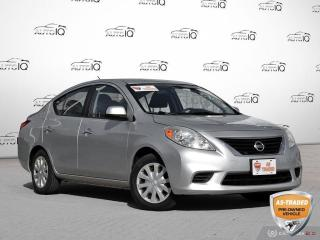 Used 2012 Nissan Versa 1.6 SV | NO ACCIDENTS | KEYLESS ENTRY | POWER WINDOWS | for sale in Barrie, ON