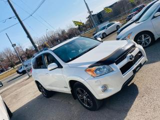 Used 2009 Toyota RAV4 LIMITED  for sale in Toronto, ON