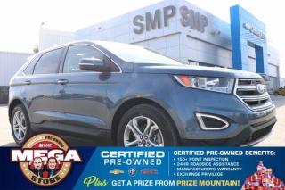 Used 2018 Ford Edge Titanium - AWD, Sunroof, Nav, Remote Start, Pwr Lft Gate for sale in Saskatoon, SK