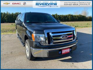 Used 2012 Ford F-150 XLT Crew Cab | Cruise Control | CD Player for sale in Wallaceburg, ON
