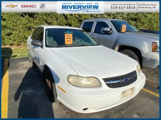 Used 2001 Chevrolet Malibu for sale in Wallaceburg, ON