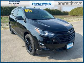 Used 2020 Chevrolet Equinox LT No Accidents | AWD | Navigation | Leather Seating | Chevrolet Safety Assist Package for sale in Wallaceburg, ON