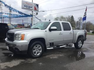 Used 2010 GMC Sierra 1500 SLT for sale in Welland, ON