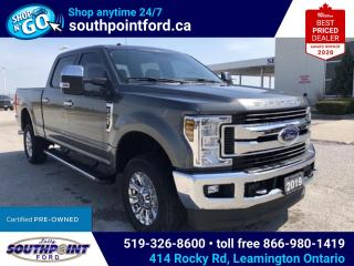 Used 2019 Ford F-250 XLT|4X4|NAV|HTD SEATS|REMOTE START for sale in Leamington, ON