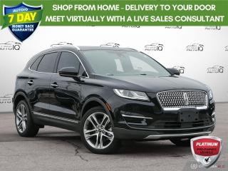 Used 2019 Lincoln MKC Reserve | 2.3L | Navigation | Vista Sunroof!! for sale in Oakville, ON