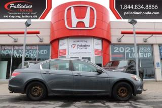 Used 2008 Honda Accord Sdn EX - SELF CERTIFY - for sale in Sudbury, ON
