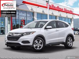 New 2021 Honda HR-V LX for sale in Sudbury, ON