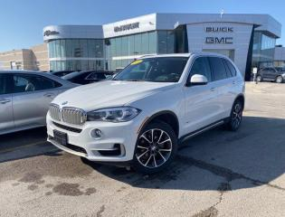Used 2016 BMW X5 xDrive35i | Heated Seats | Navigation | for sale in Winnipeg, MB