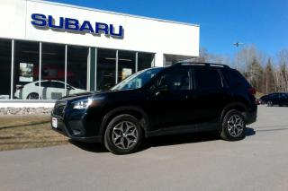 Used 2020 Subaru Forester 2.5i for sale in Minden, ON