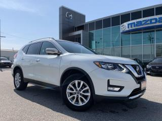 Used 2018 Nissan Rogue SV for sale in Chatham, ON
