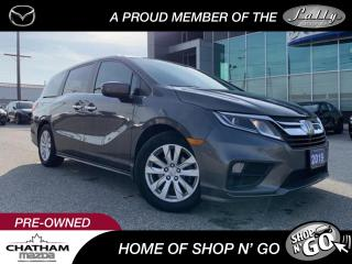 Used 2019 Honda Odyssey LX for sale in Chatham, ON
