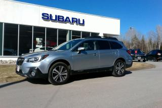 Used 2018 Subaru Outback LIMITED WITH EYESITE AND NAV for sale in Minden, ON