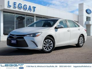 Used 2017 Toyota Camry LE for sale in Stouffville, ON