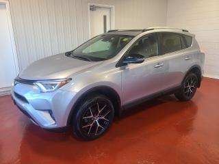 Used 2018 Toyota RAV4 SE AWD for sale in Pembroke, ON