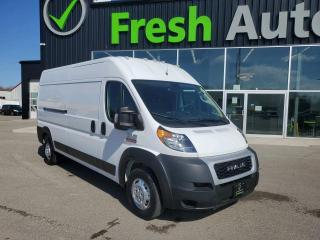 Used 2020 RAM 2500 ProMaster High Roof 1 OWNER, NAV, Bluetooth, Backup Camera!! for sale in Ingersoll, ON