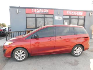 Used 2017 Mazda MAZDA5 | Cruise | Bluetooth | 6 Passenger for sale in St. Thomas, ON