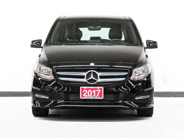 2017 Mercedes-Benz B250 4Matic Nav Leather PanoRoof Backup Camera