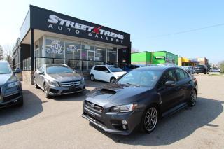 Used 2015 Subaru WRX w/Sport-tech Pkg for sale in Markham, ON